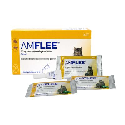 Amflee Spot On Kat 3 Pipetten