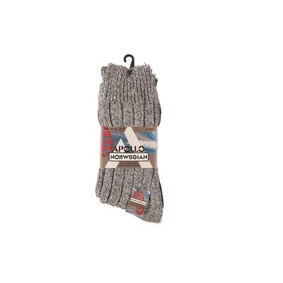 Apollo Noorse Sokken Grof 3 Paar