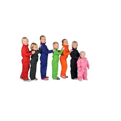 Junior Overall Polyester/ Katoen Diverse Kleuren