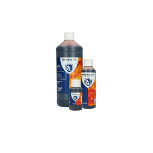 Jodium oplossing 10% pvp 250 ml